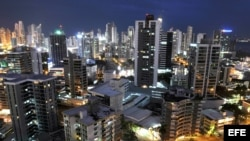 Vista de Ciduad Panamá
