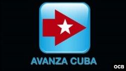 Logo del programa Avanza Cuba
