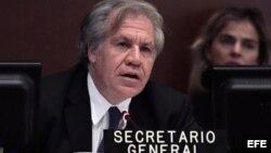El secretario general de la OEA, Luis Almagro, recibió un informe denunciando casos de tortura dentro de Venezuela. De los 106 casos documentados en el estudio, 11 supuestamente fueron perpetrados por gente con un acento cubano