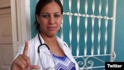 Nelva Ismarays Ortega Tamayo. (Archivo)