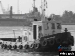 El remolcador 13 de marzo