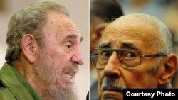 Castro y Videla.