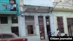 Reporta Cuba. Edificios de La Habana. Foto: Juan C. Díaz.