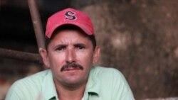 .Entrevista con el activista de la Alianza Democrática Oriental, Eliecer Palma, quien fue golpeado e interrogado este lunes