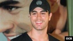 El cantante español Enrique Iglesias. Archivo.