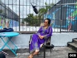 La musicóloga cubana Eva Silot, explica la evolución del movimiento Hip Hop en Cuba en entrevista para Subterráneo.