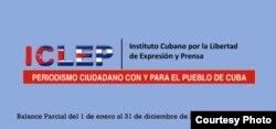 Informe ICLEP.
