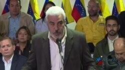 Oposición venezolana se niega a sumarse a farsa electoral de Maduro