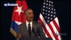 El discurso de Barack Obama a los cubanos