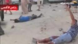 El día más sangriento de la ofensiva israelí en Gaza