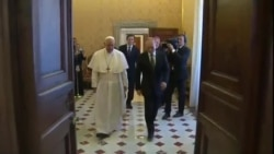 Papa Francisco y Vladimir Putin