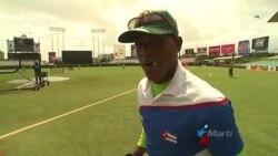 Roel Santos se siente a gusto en Puerto Rico