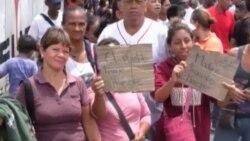 Trabajadores de Venezuela pasan 1 de Mayo con más pobreza y hambre