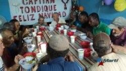 Proyecto Tondique resiste acoso del régimen cubano y da de comer a necesitados