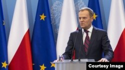 Primer Ministro de Polonia, Donal Tusk