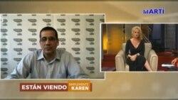 Simplemente Karen: Con Antonio Rodiles y Gorki Águila