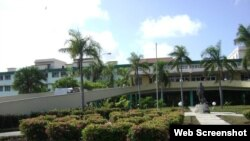Hospital Provincial Ernesto Guevara de Las Tunas.