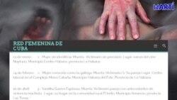 Organizaciones alertan sobre indiferencia del gobierno cubano ante feminicidio