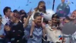 Conservador gana elecciones presidenciales al oficialismo argentino