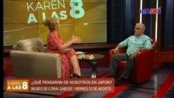 Karen a las 8: Con Enrique Del Risco