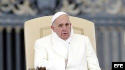 (VATICANO) 27/11/2013.- El papa Francisco