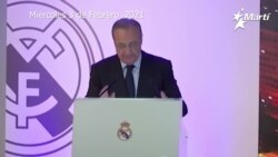 El presidente del Real Madrid da positivo al coronavirus