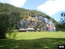 Valle de Viñales.