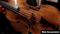 """Violin """"Costa"""", original de Moazart"""