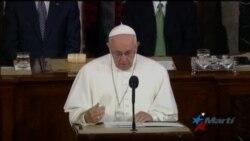 Se pronuncia el Santo Padre ante el Congreso de Estados Unidos