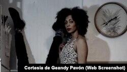 """Geandy Pavón: """"Cuarentena: 40 días y 40 noches"""""""