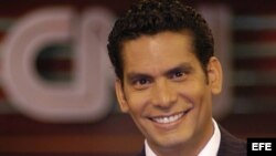 Ismael Cala en CNN en Español.