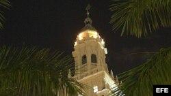 La Torre de la Libertad. Foto de archivo.