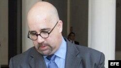 Foto de archivo del abogado Gonzalo Himiob.