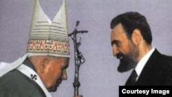 Encuentros de los hermanos Castro con los Papas