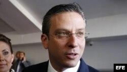 El gobernador de Puerto Rico, Alejandro García Padilla.