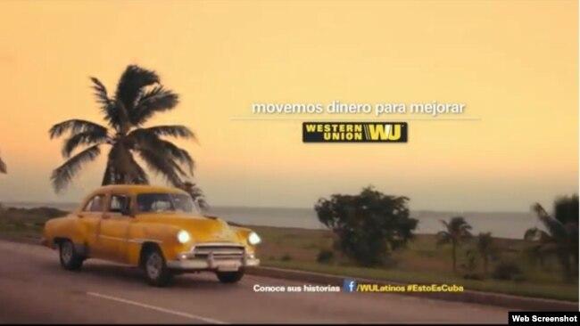 Western Union formaliza envíos a Cuba desde 200 países