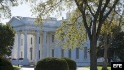 La Casa Blanca. Foto de archivo.