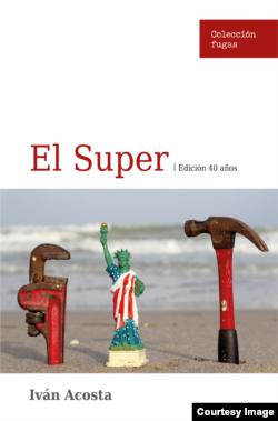 """Portada de """"El Super"""", de Iván Acosta."""