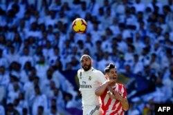 Real Madrid vs Girona.