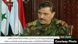 Fahd Yasem al Frish, ministro de defensa de Siria.