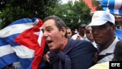 Arrestan y golpean a periodista independiente en La Habana