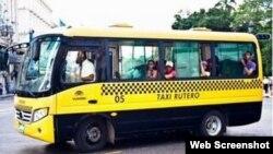 Cooperativa de taxis ruteros opera desde el lunes entre La Habana y La Lisa.