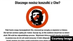 Campaña vs. Che Guevara