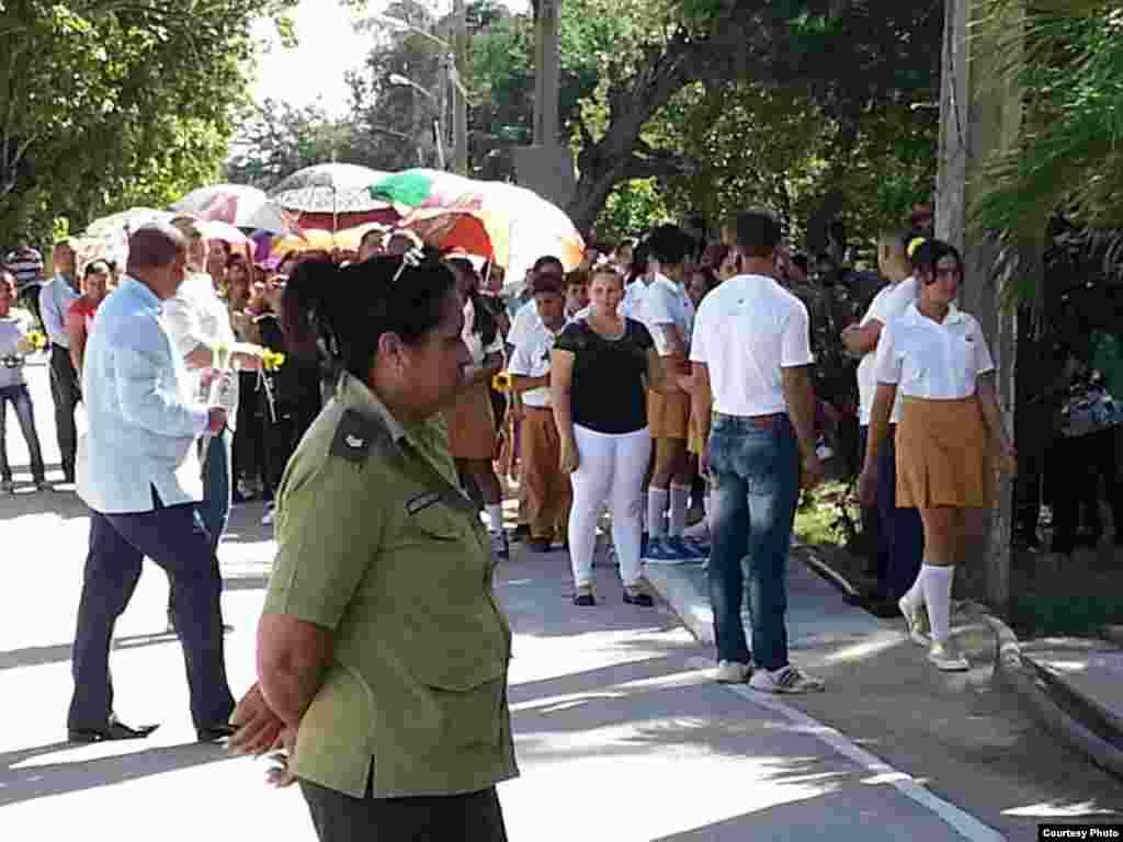 En el interior del país organizan el acto de jura de fidelidad a Castro