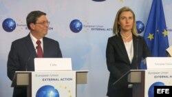 Cuba es el único país latinoamericano sin un acuerdo marco de cooperación con la UE.