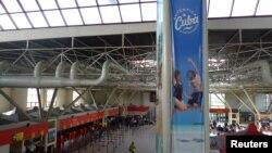 Archivo - Aeropuerto Internacional José Martí , de La Habana, Cuba.