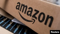 Paquetes de Amazon. (REUTERS/Mike Segar/Archivo)