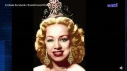 Fallece en Miami la vedette cubana Rosita Fornés