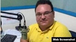 El periodista brasileño, Gleydson Carvalho, asesinado en Brasil.