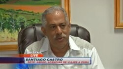 Disminuye flujo de turistas estadounidenses que viajan a Cuba